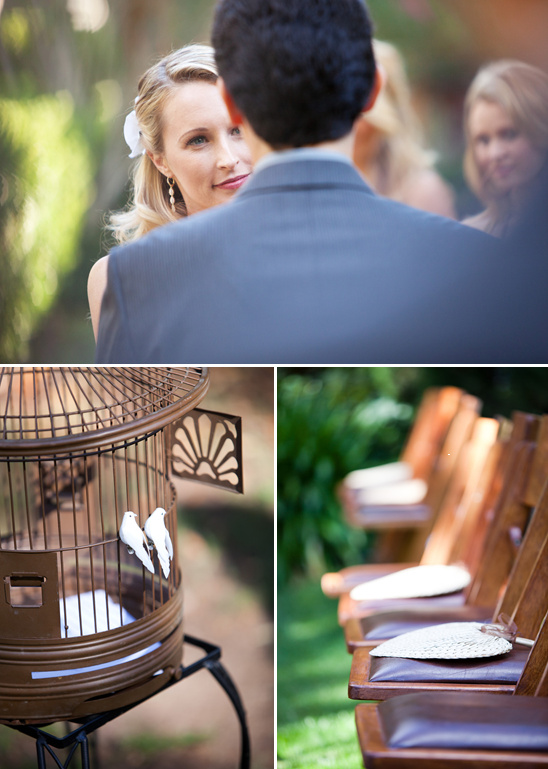 Santa Rosa Backyard Wedding From Summer & Boyd