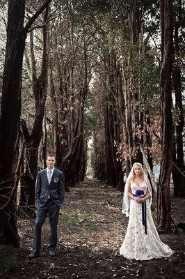 Homemade South African Wedding By Jacki Bruniquel