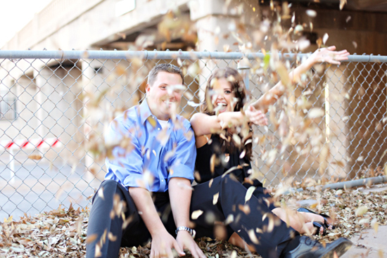 Leaves Engagement
