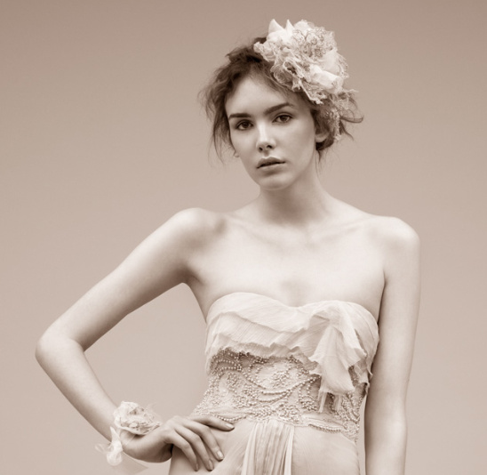 Jenny Packham 2011 Wedding Dress Collection