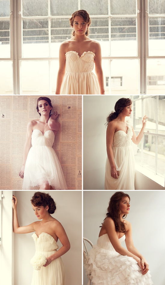 Win A Sarah Seven Wedding Dress