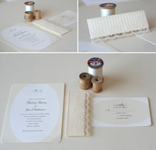 Paper and Thread Invitation Suite Giveaway
