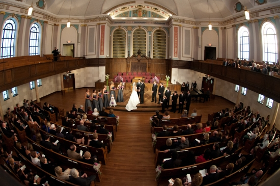 Atlanta Church Wedding