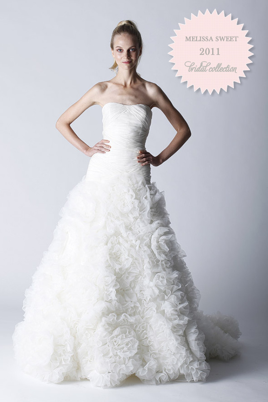 Melissa Sweet 2011 Bridal Collection