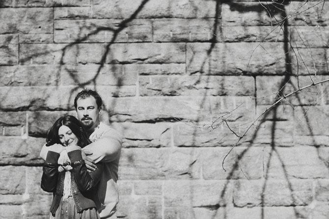 Engagement Session in Central Park