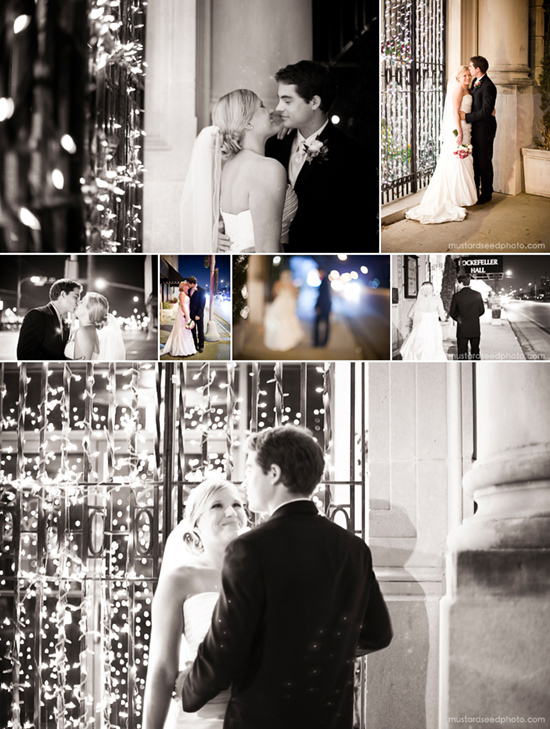 Houston Wedding: Rockefeller Hall