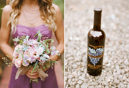 Winery Inspired Wedding Ideas From Christine Olson Photography