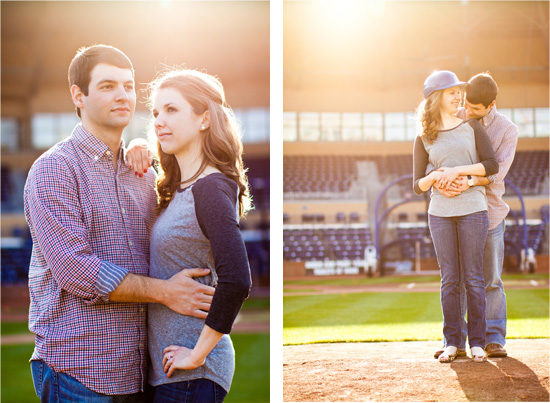 Raleigh, NC Engagement Photographer: Caitlin+Christopher