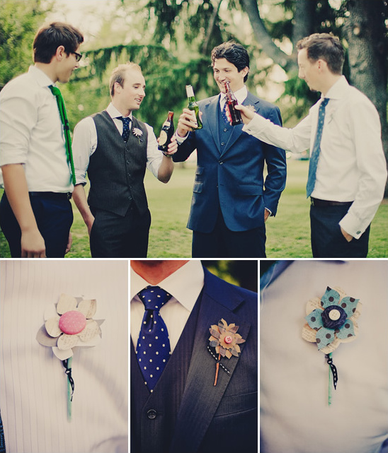 Preppy Wedding Ideas From Tinywater Photography