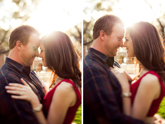 Blaire + Dwight : Dallas, Texas Engagement