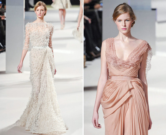 Elie Saab 2011 Haute Couture Collection