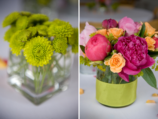 Tahoe wedding photography - Spring colors pink and green