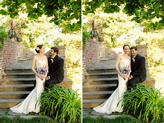 Sarah & Chris' Classic Delaware Wedding