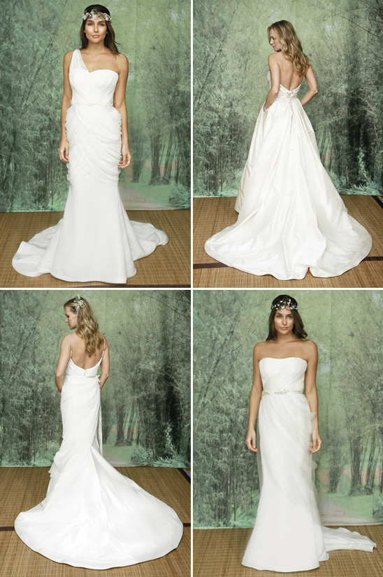Adele wechsler eco friendly wedding gowns for Eco friendly wedding dresses