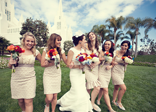 Adorable San Clemente Wedding