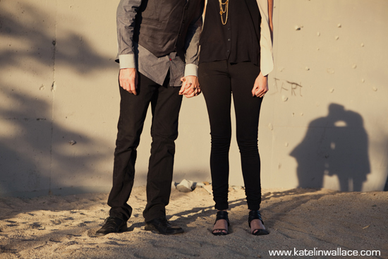 Orange County Orange Grove Engagement Shoot ~ Katelin Wallace Photography