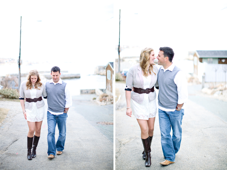 Ocean Inspired Engagement Session | Kelly Dillon Photography
