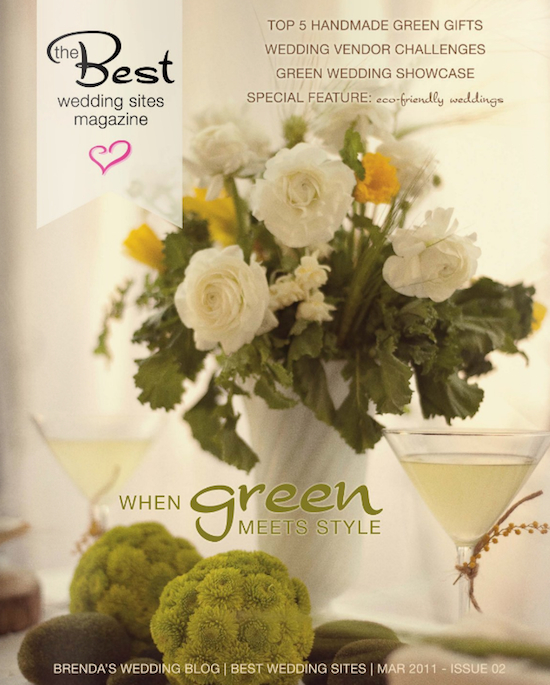 The Best Wedding Sites Magazine - Issue 02 has arrived