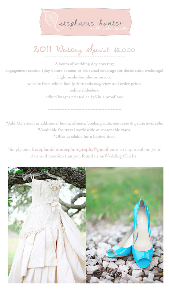 Wedding Photography Deals
