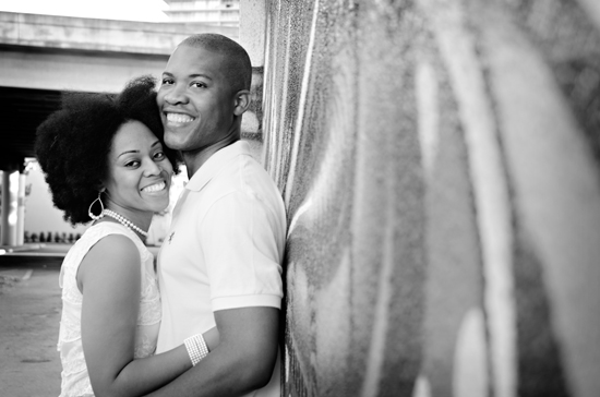 South Florida Photographer: Liz & Ange {Engagement}