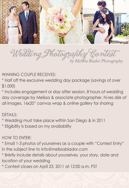 HALF OFF Wedding Photography by Melissa Biador