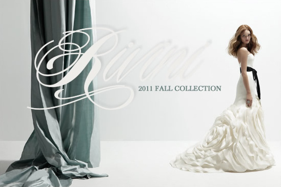 Rivini Fall 2011 Bridal Collection