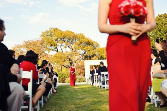 Dallas Arboretum Wedding