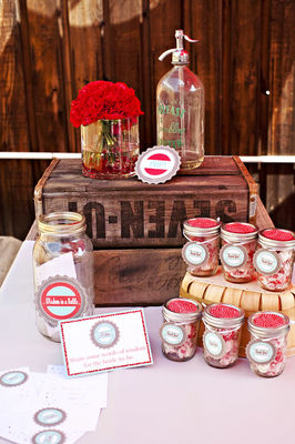 The Soda Pop Shop Bridal Shower
