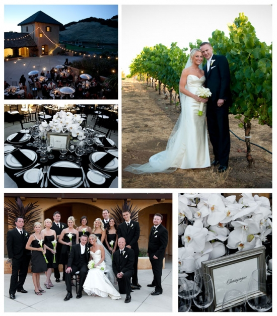 I Do Venues: Nicholson Ranch A Black Tie Affair