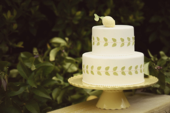 Modern Lemon & Lace Wedding Ideas