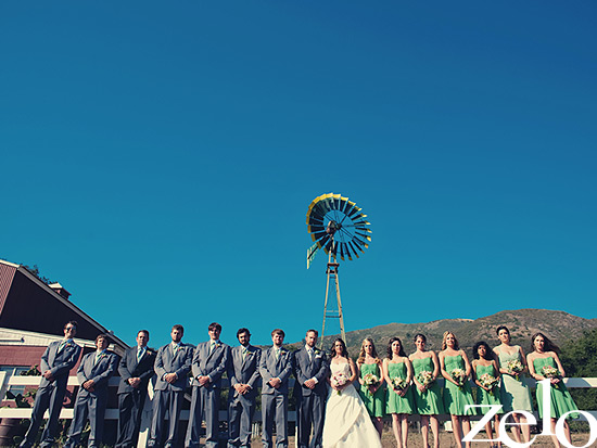 Rustic Wedding. The Condor's Nest Ranch. Part 1? Heck yes.