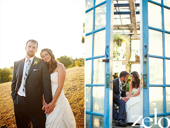 Rustic Wedding. The Condor's Nest Ranch. Part 3