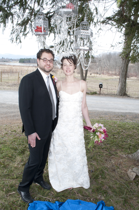 Spring Fling at a Hudson Valley Catskills Wedding Venue