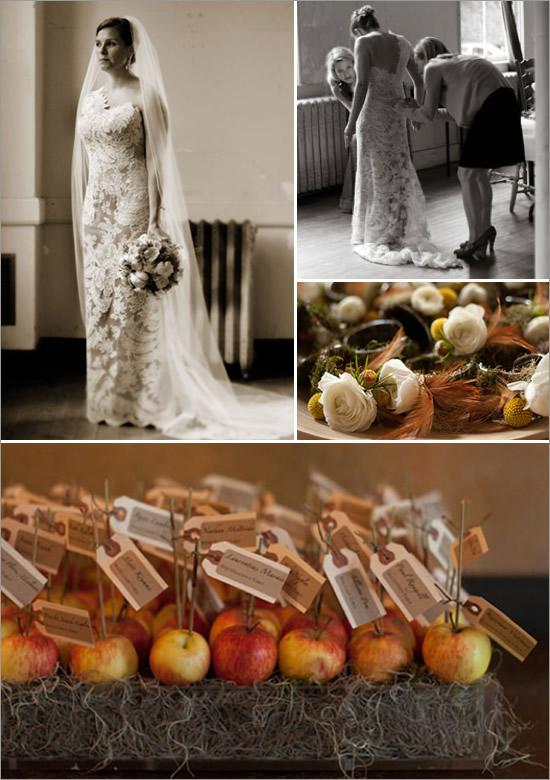 Sausalito Organic Wedding Ideas