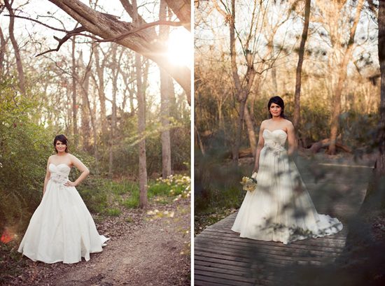 Courtney : Dallas, Texas Bride