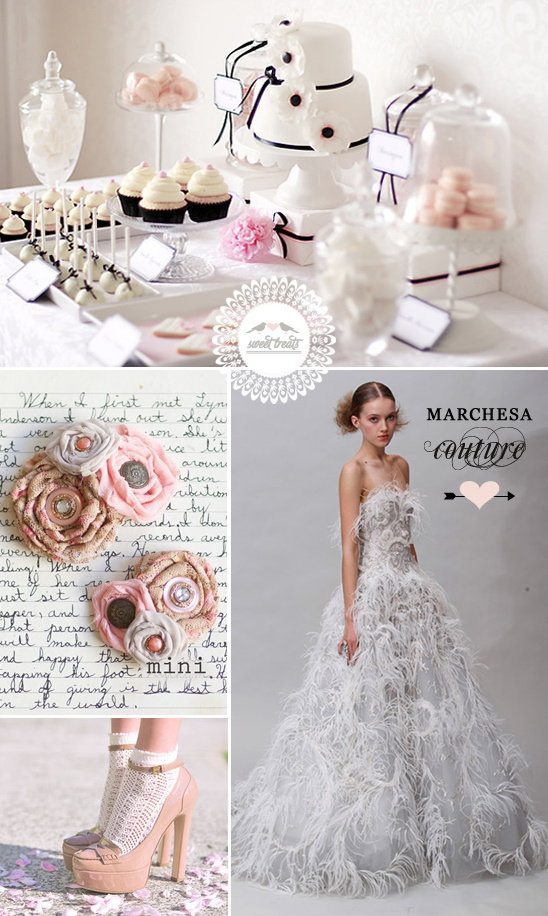 Sweet Treats + Marchesa Couture Collection