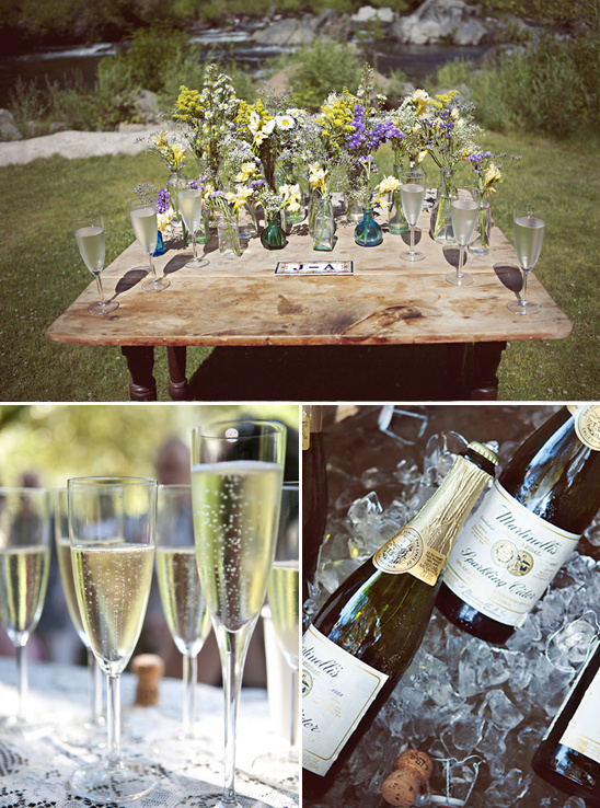 DIY Woodsy Wedding From Jago Foto