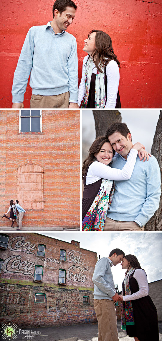 Missoula Montana Engagement Photography