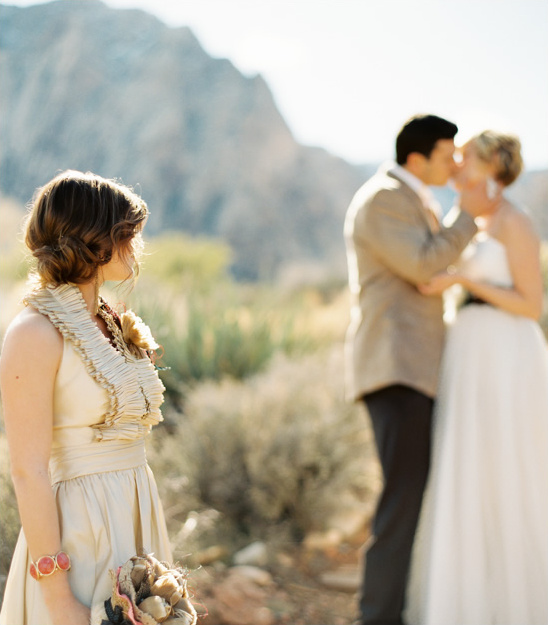 Desert Wedding Ideas From The Italy Girls