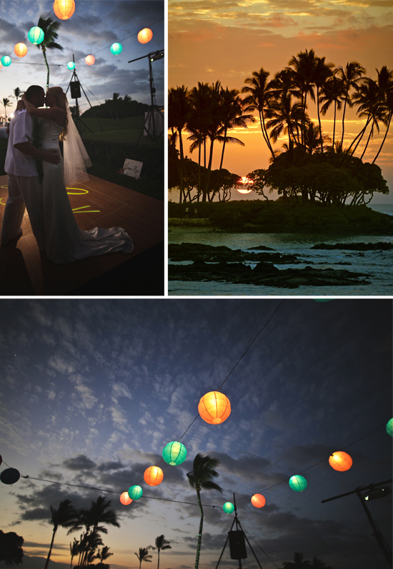 Wedding in Hawaii: Fairmont Orchid, Kohala Coast