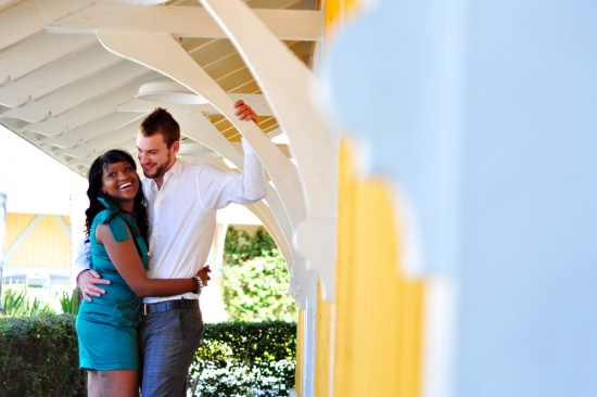South Florida Photographer: Sophia + Ben {Engagement}