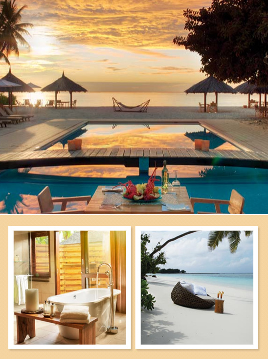 The Royal Honeymoon in Seychelles