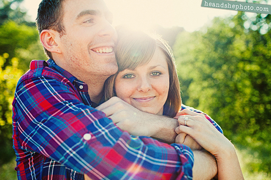 chris & christy | engaged!