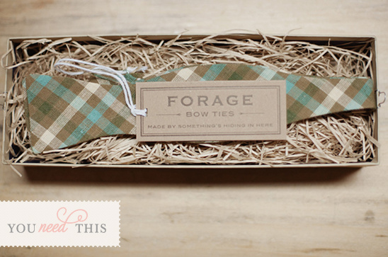 You Need This   Forage Bow Ties