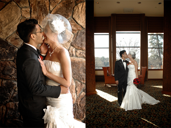 Helio & Amber - Lake Arrowhead Resort