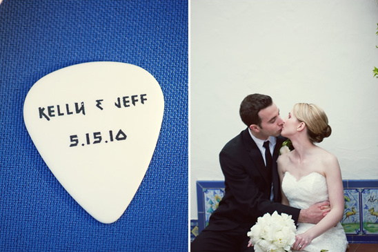 Music Inspired Wedding From Shewanders Photography
