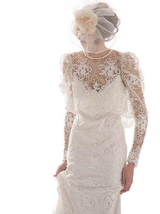 Elizabeth Fillmore 2012 Bridal Collection