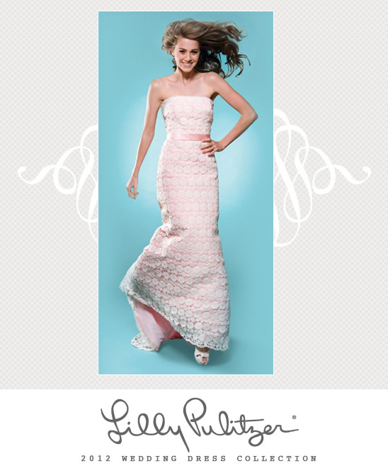 Lilly Pulitzer Wedding Collection