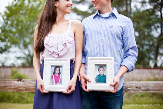 Conroe, TX Engagement Session - Mustard Seed Photography