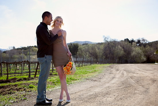 SPRING LOVE SHOOT:  JOELLA & RYAN